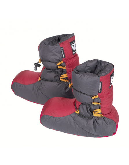 Down booties GuidePro